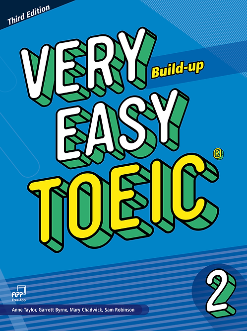 Very Easy TOEIC Third Edition 2 Introduction Student Book - BIGBOX Access Code