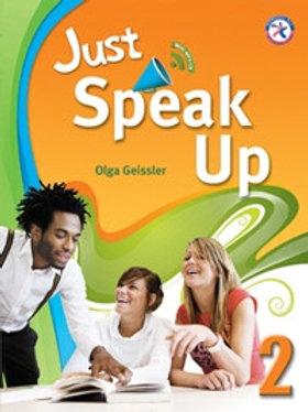 Just Speak Up 2 Student Book - BIGBOX Access Code