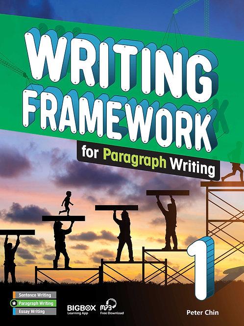 Writing Framework Paragraph Writing 1 Student Book - BIGBOX Access Code