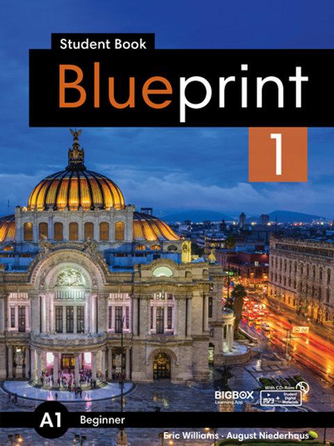 Blueprint 1 Student Book - BIGBOX Access Code
