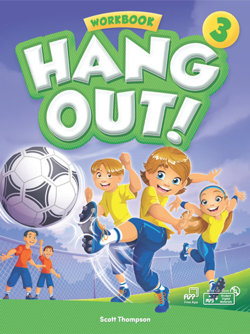 Hang Out 3 Workbook - BIGBOX Access Code