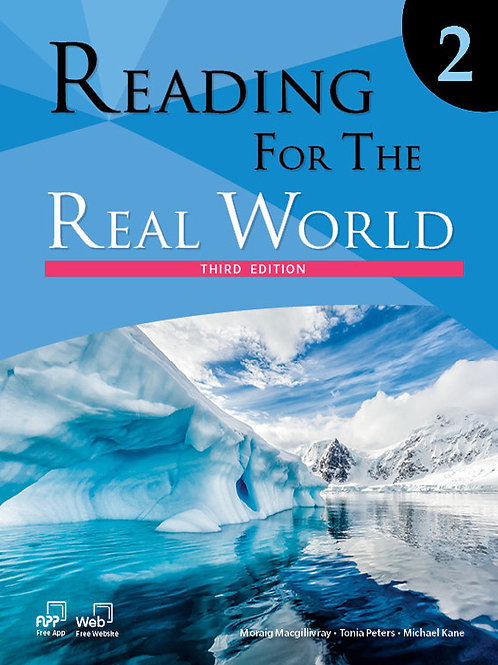 Reading for the Real World Third Edition 2 Student Book - BIGBOX Access Code