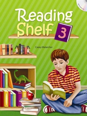 Reading Shelf 3 Student Book with Workbook - BIGBOX Access Code