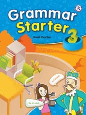 Grammar Starter 3 Student Book - BIGBOX Access Code