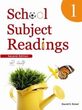 School Subject Readings 2/e 1 Student Book with Workbook - BIGBOX Access Code