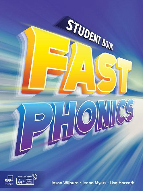 Fast Phonics Student Book - BIGBOX Access Code