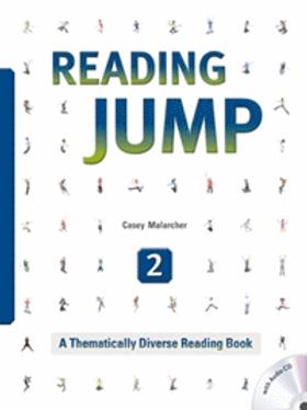 Reading Jump 2 Student Book with Workbook - BIGBOX Access Code
