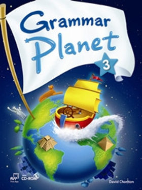 Grammar Planet 3 Student Book with Workbook - BIGBOX Access Code