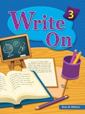 Write On 3 Student Book - BIGBOX Access Code