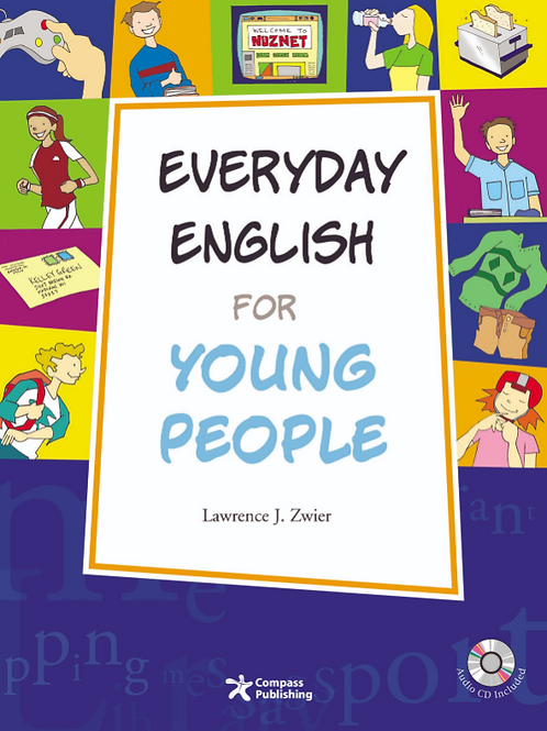 Everyday English for Young People Student Book - BIGBOX Access Code