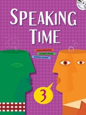 Speaking Time 3 Student Book - BIGBOX Access Code