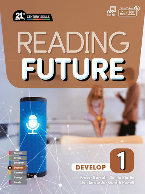 Reading Future Develop 1 Student Book with Workbook - BIGBOX Access Code