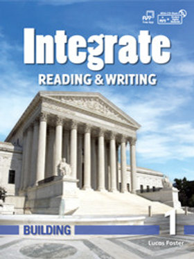 Integrate Reading & Writing Building 1 Student Book - BIGBOX Access Code