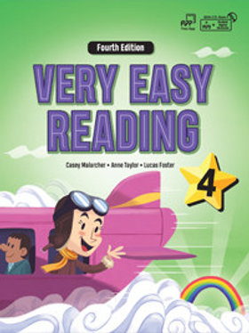 Very Easy Reading Fourth Edition 4 Student Book - BIGBOX Access Code