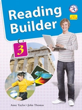 Reading Builder 3 Student Book - BIGBOX Access Code