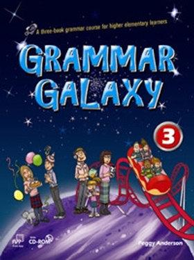 Grammar Galaxy 3 Student Book with Workbook - BIGBOX Access Code