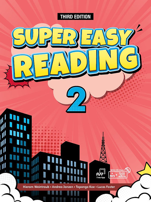 Super Easy Reading Third Edition 2 Student Book - BIGBOX Access Code