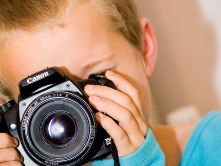 Kids who don't want their photo taken – and what to do!