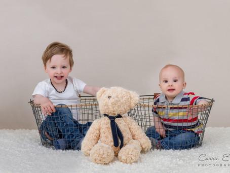 Family Photoshoot – gorgeous little boys