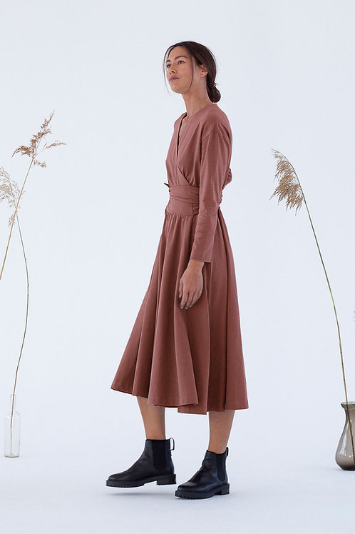INA DRESS, div. Farben, Organic Cotton