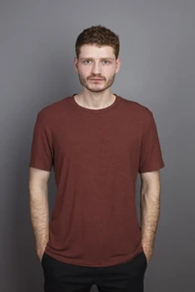 T-SHIRT COUDRE BERLIN, Cozy Loose Fit, Modal