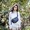 Thumbnail: FANNY PACK   CYAN, diverse Farben - Leder