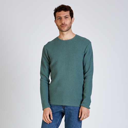 SWEATER COLE STOFFBRUCH BERLIN, Mint - 100% OrganicCotton