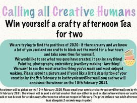 Calling All Creative Humans