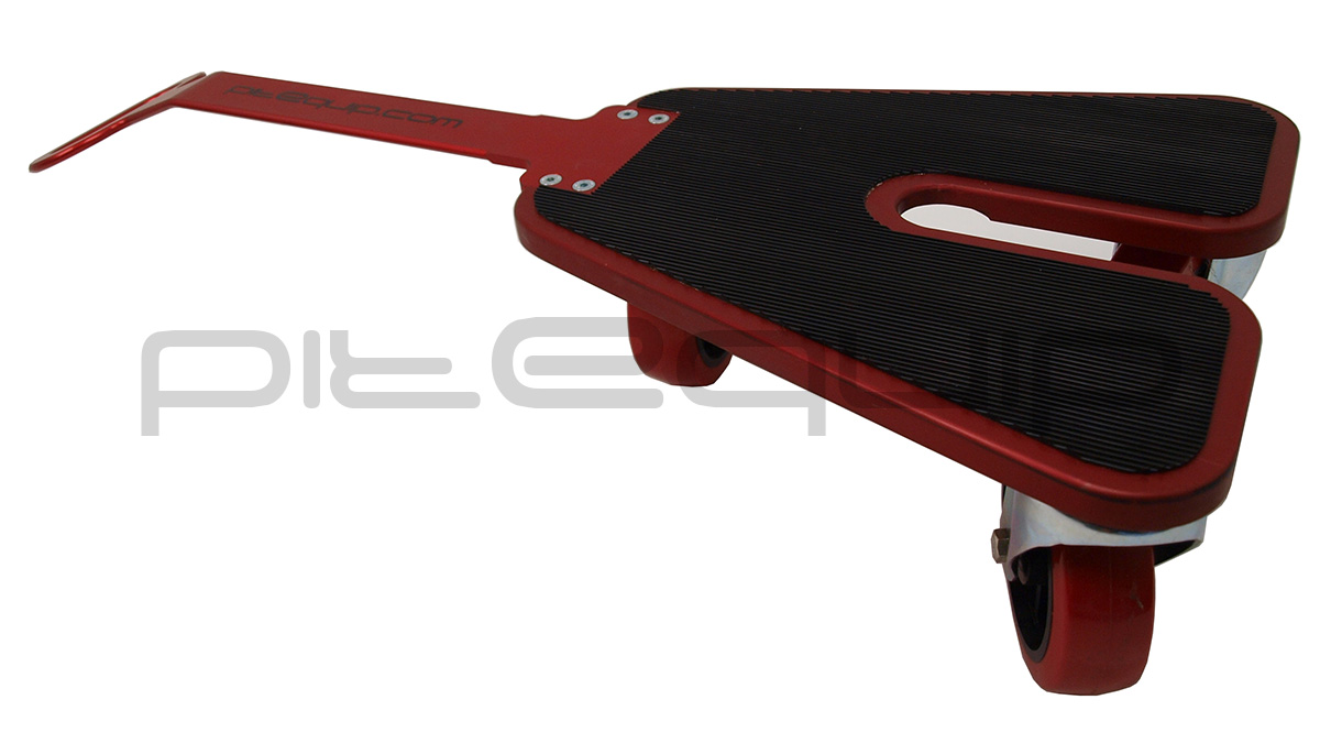 Airjack lock in roll around product