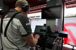 Haas F1 Mechanics Station