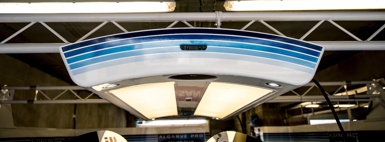 Overhead Light pods