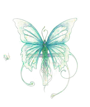 Marion's Butterfly