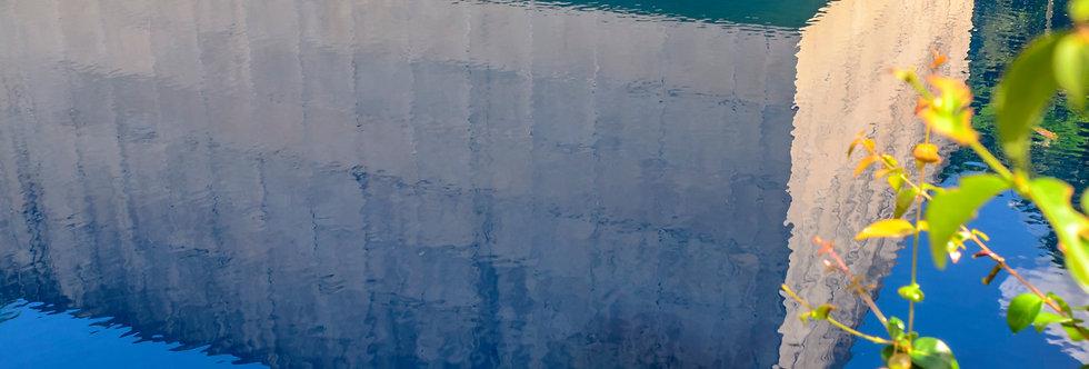 Fine art Azul do céu -  Fine art Sky blue by Kcris Ramos