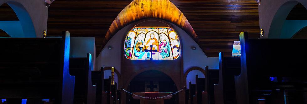 Quadro Cores do Altar por Kcris Ramos