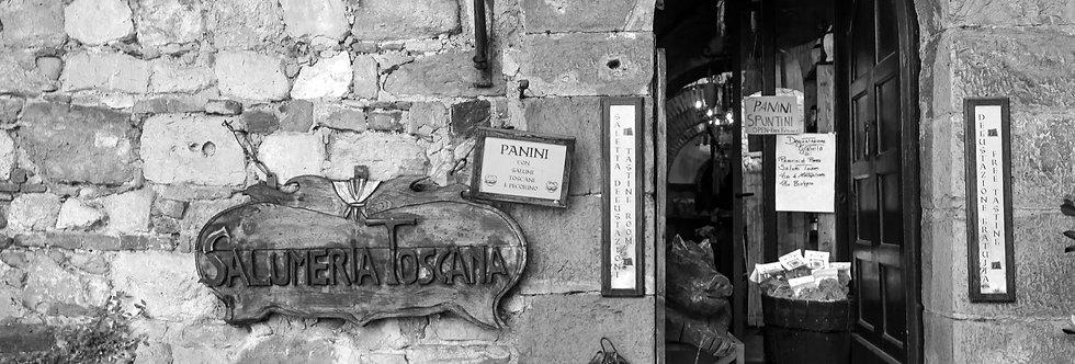 Quadro Saluemria na Toscana por Kcris Ramos