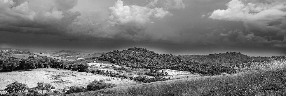 Quadro Montanhas de Minas Gerais - Picture Mountains of Minas Gerais by Kcris Ramos