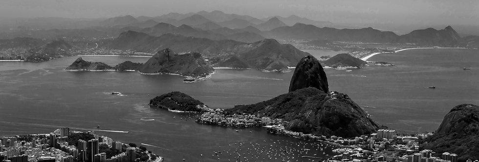 Quadro Rio de Janeiro - Picture Rio de Janeiro by Kcris Ramos