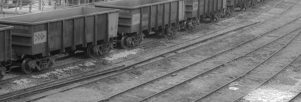 Quadro Paranapiacaba  nos trilhos - Picture Paranapiacaba on the rails by Kcris Ramos