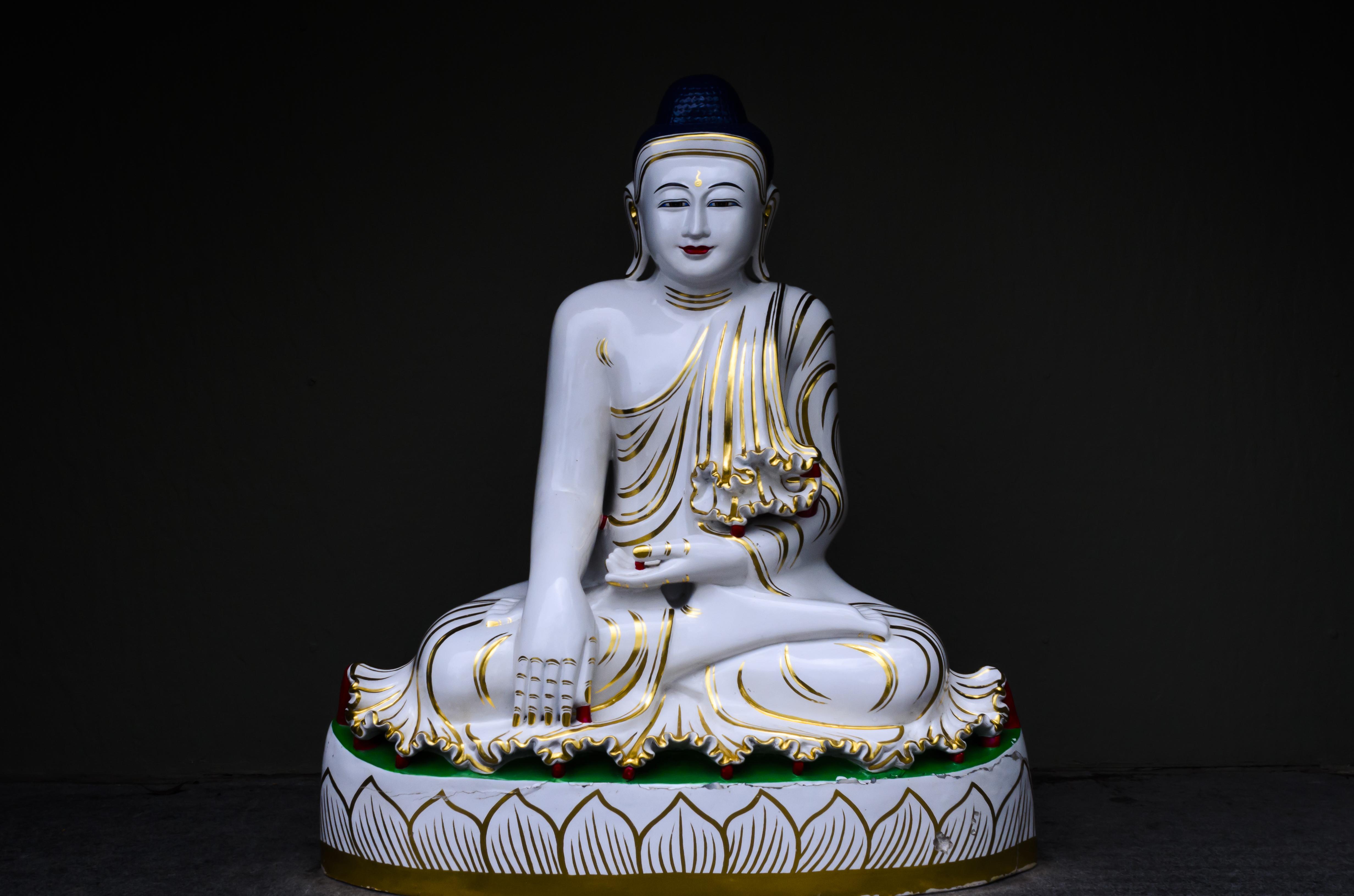 Fine art Budda