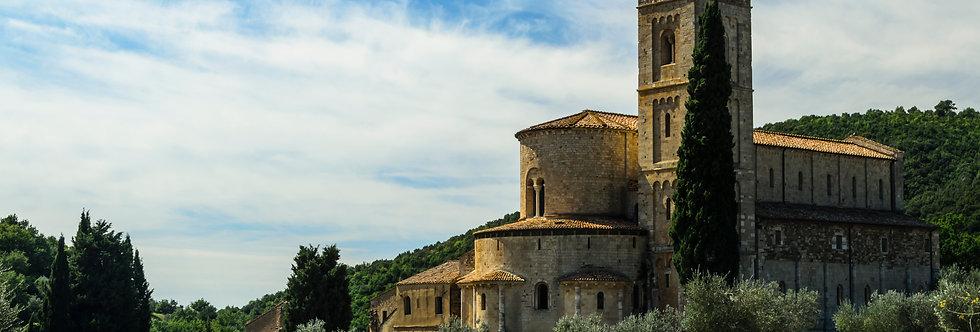 Quadro Tuscany - Frame Tuscany by Kcris Ramos