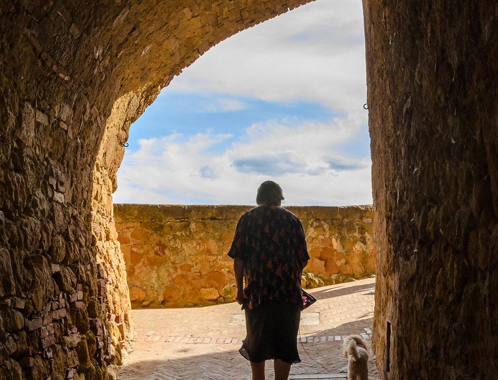Fine Art Passeando pela Toscana - Walking around Tuscany by Kcris Ramos