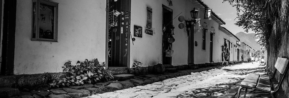 Quadro Ruas de Paraty - Picture Streets of Paraty by Kcris Ramos