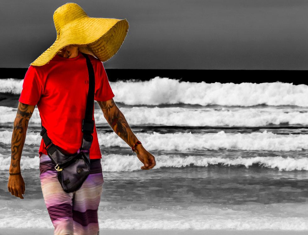 Quadro Cores de verão - Summer colors frame by Kcris Ramos