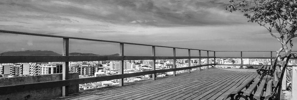 Quadro Solidão do Banco - Bank Solitude picture by Kcris Ramos