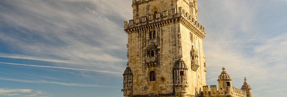 Quadro Torre de Belém _ 02 - Picture Tower of Bethlehem _ 02 by Kcris Ramos