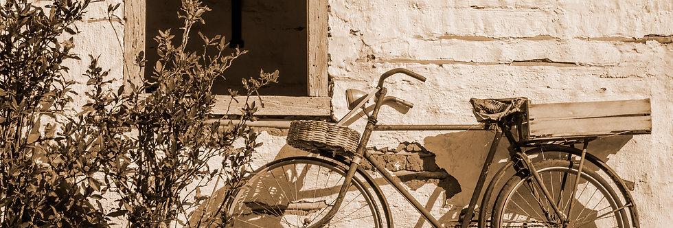 Bike, a retrô esquecida - Bike, the retro forgotten by Kcris Ramos