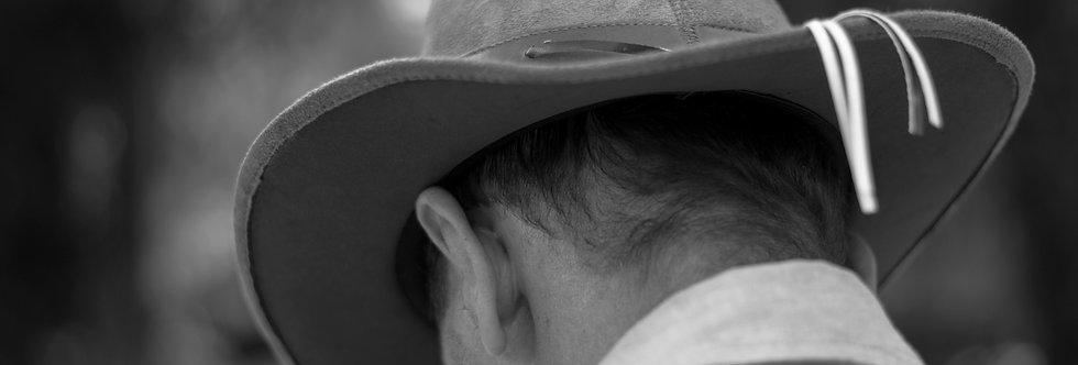 quadro O chapéu da fé