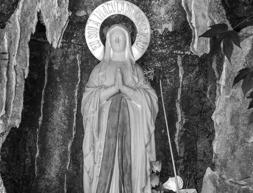 Quadro Iamculada Conceição por Kcris Ramos