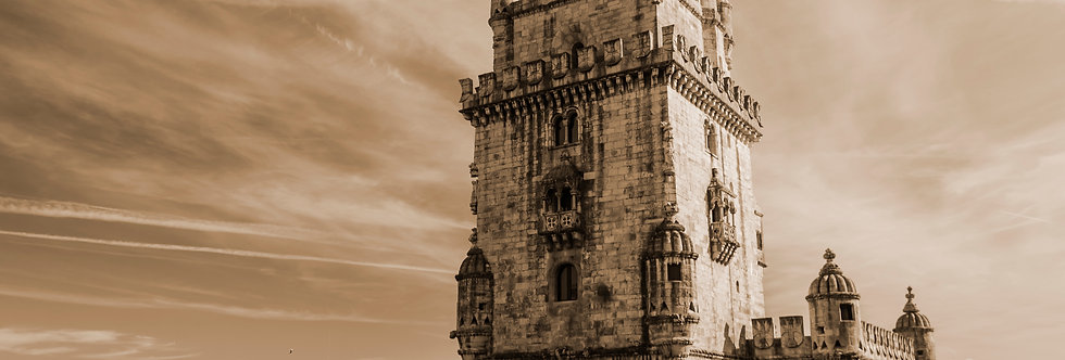 Quadro Torre de Belém - Tower of Bethlehem Picture by Kcris Ramos