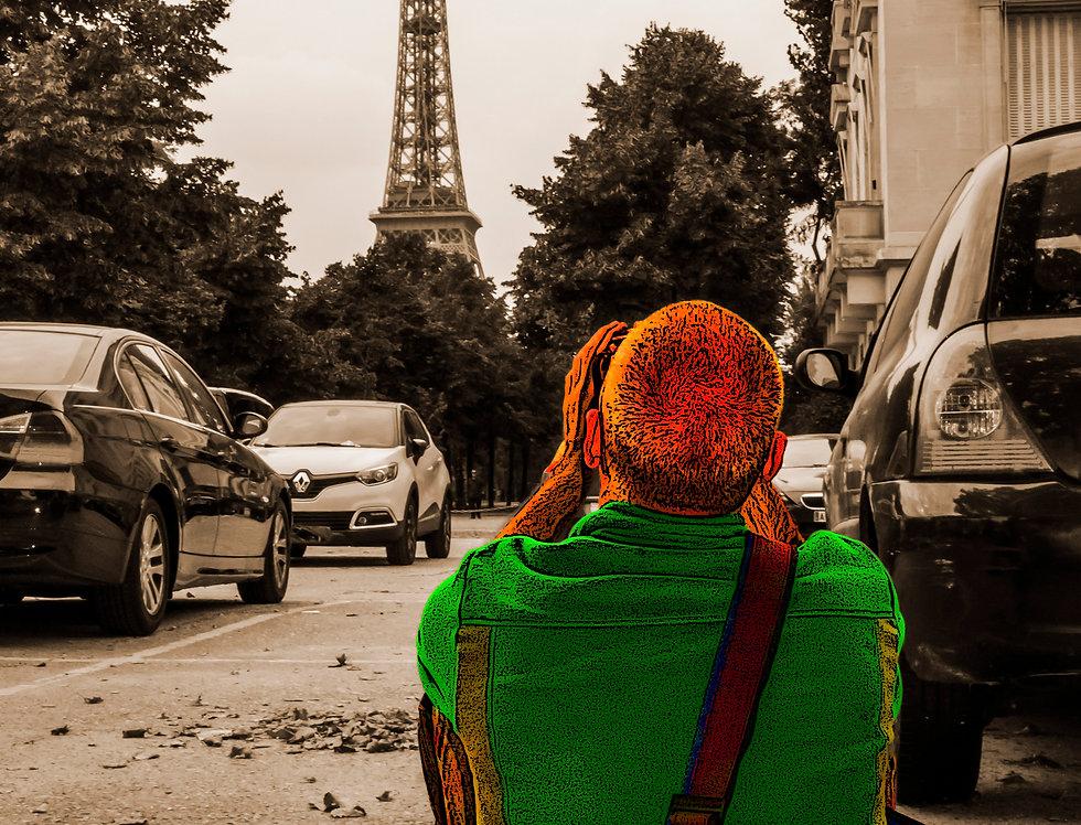 Quadro Sonho do Fotógrafo - Photographer's Dream Frame by Kcris Ramos